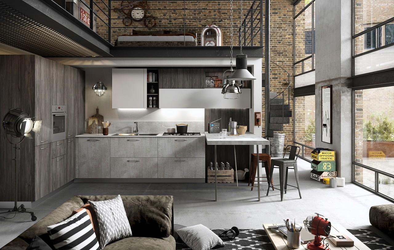 meubles luxes de cuisine