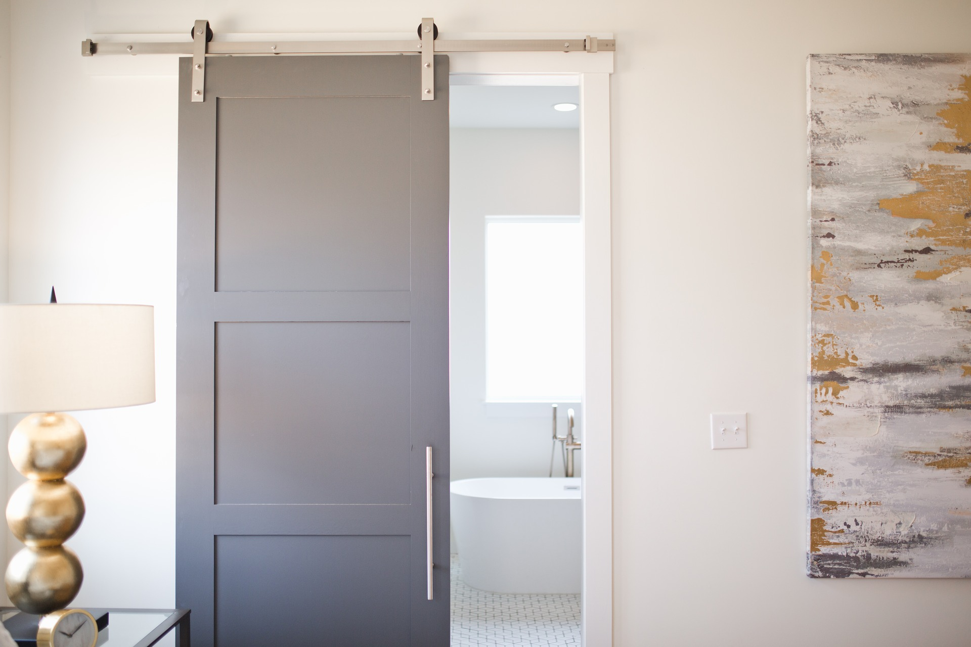 les avantages des portes interieures coulissantes