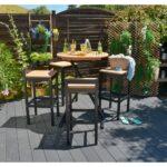Comment choisir la table haute qui convient à votre jardin ?