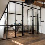 Quelle est l'utilité de la verrière intérieure dans une maison ?